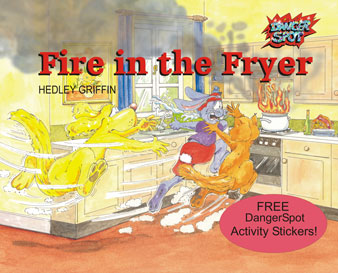 Fire in the Fryer