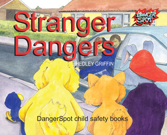 Stranger Dangers, picture book for children