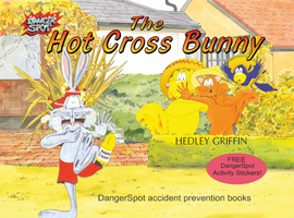 Hot weather safety, picture book for children